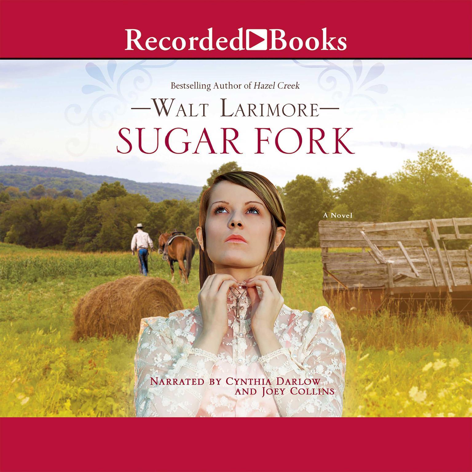 Printable Sugar Fork Audiobook Cover Art