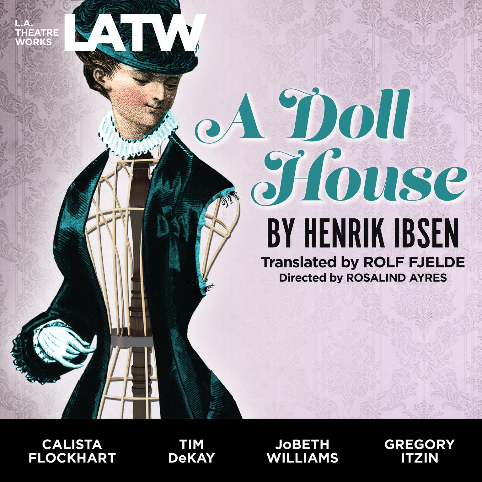 Printable A Doll House Audiobook Cover Art
