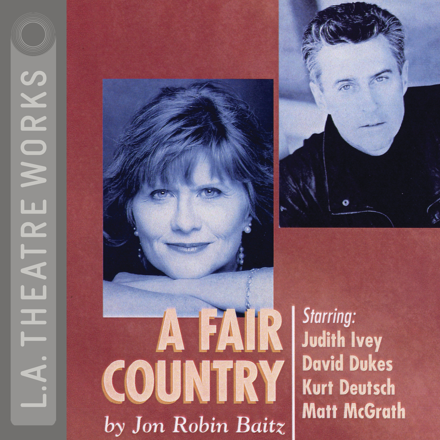 Printable A Fair Country Audiobook Cover Art