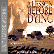 A Lesson Before Dying Audiobook, by Romulus Linney