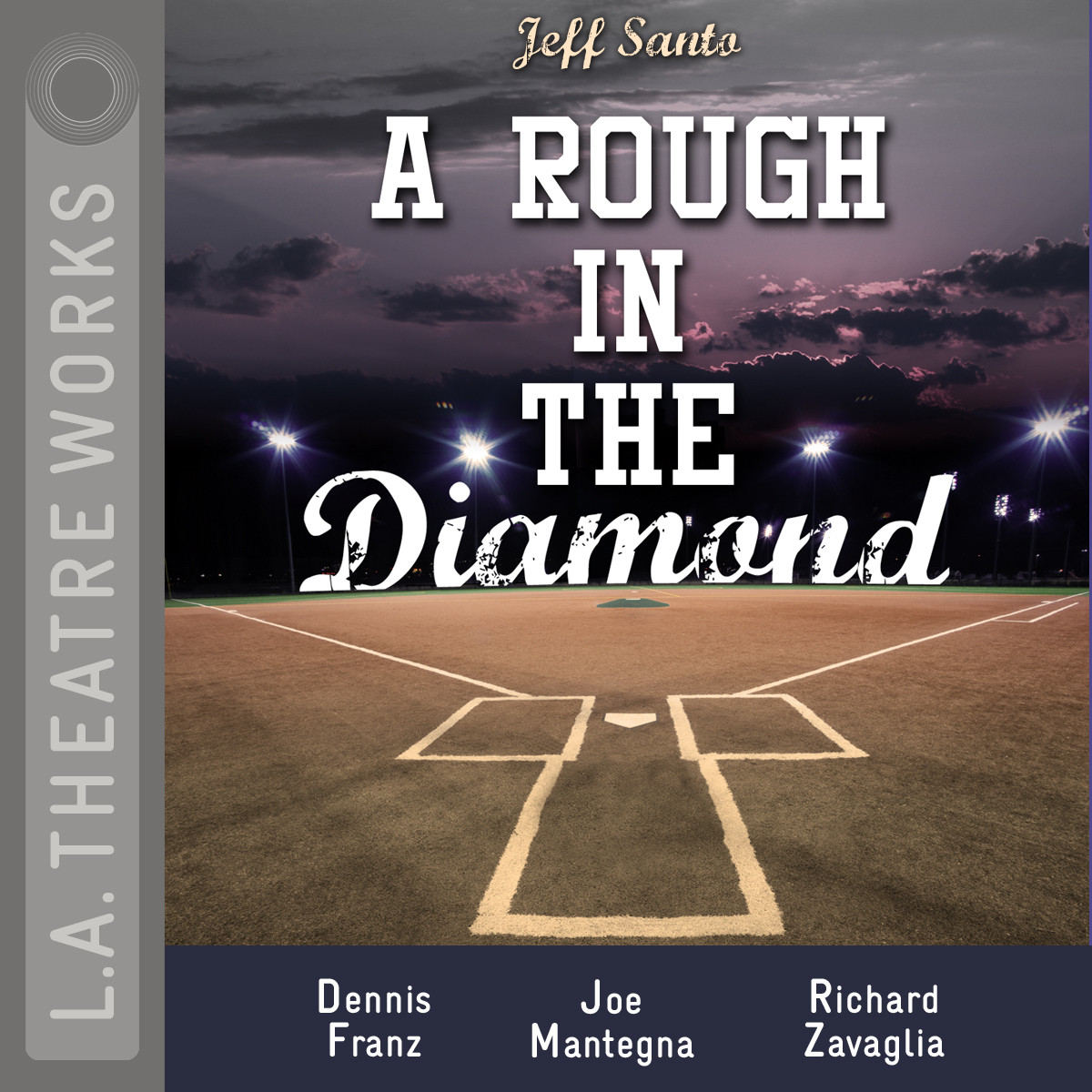 Printable A Rough in the Diamond Audiobook Cover Art