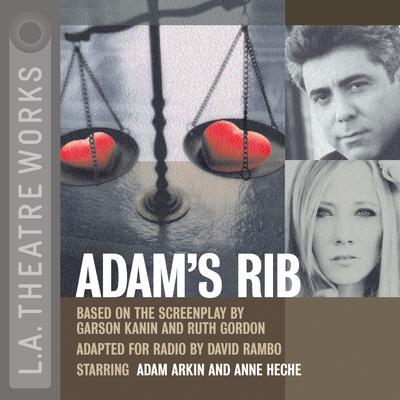 Adam's Rib Audiobook, by Ruth Gordon