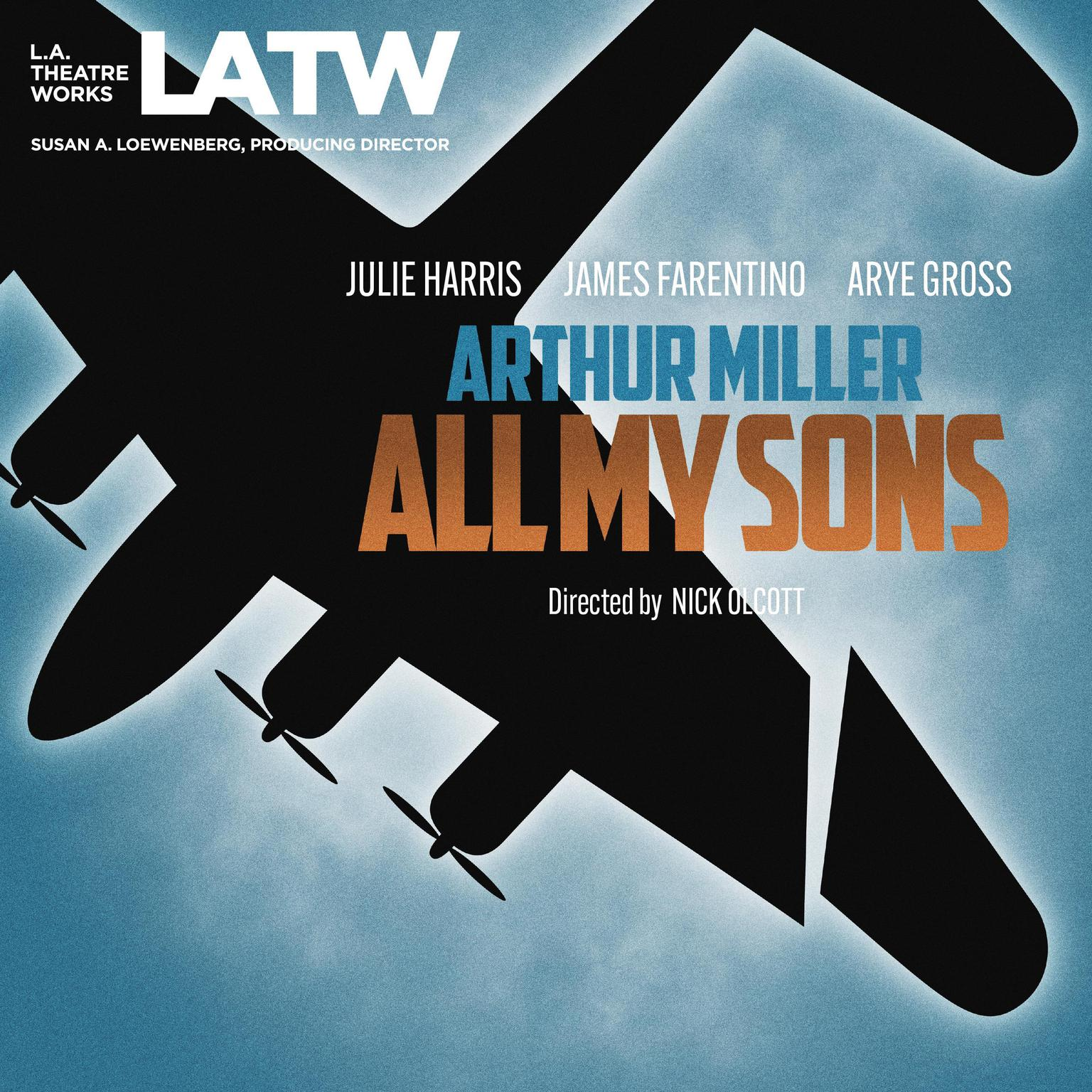 Printable All My Sons Audiobook Cover Art