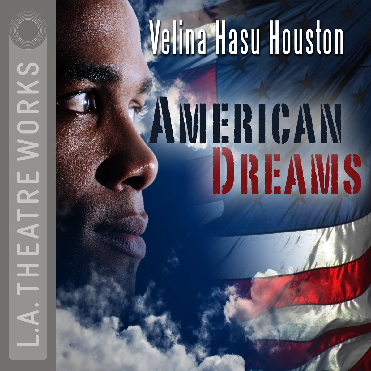 Printable American Dreams Audiobook Cover Art