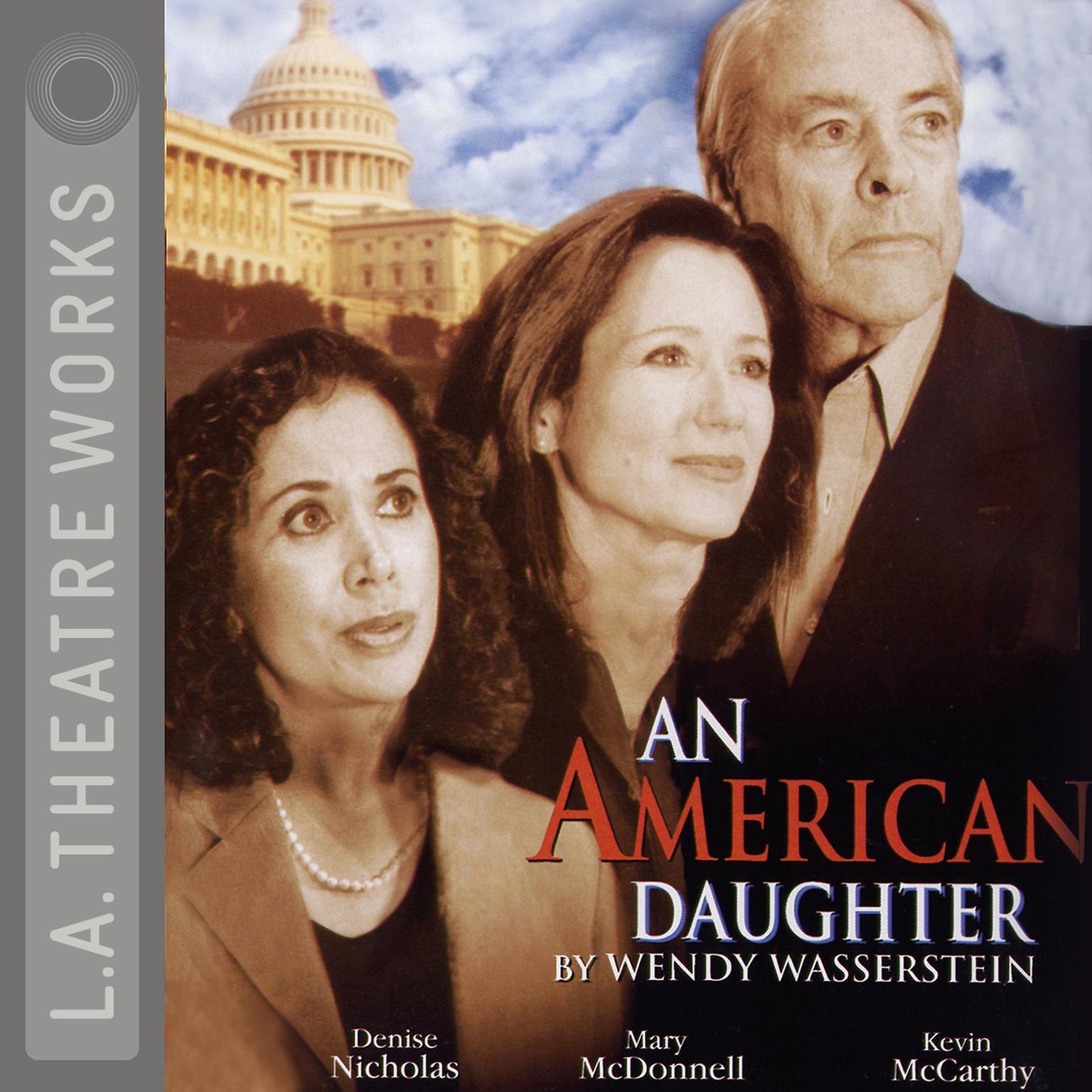 An American Daughter Audiobook, by Wendy Wasserstein