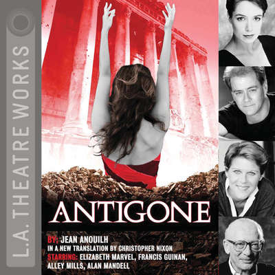 Antigone Audiobook, by Jean Anouilh