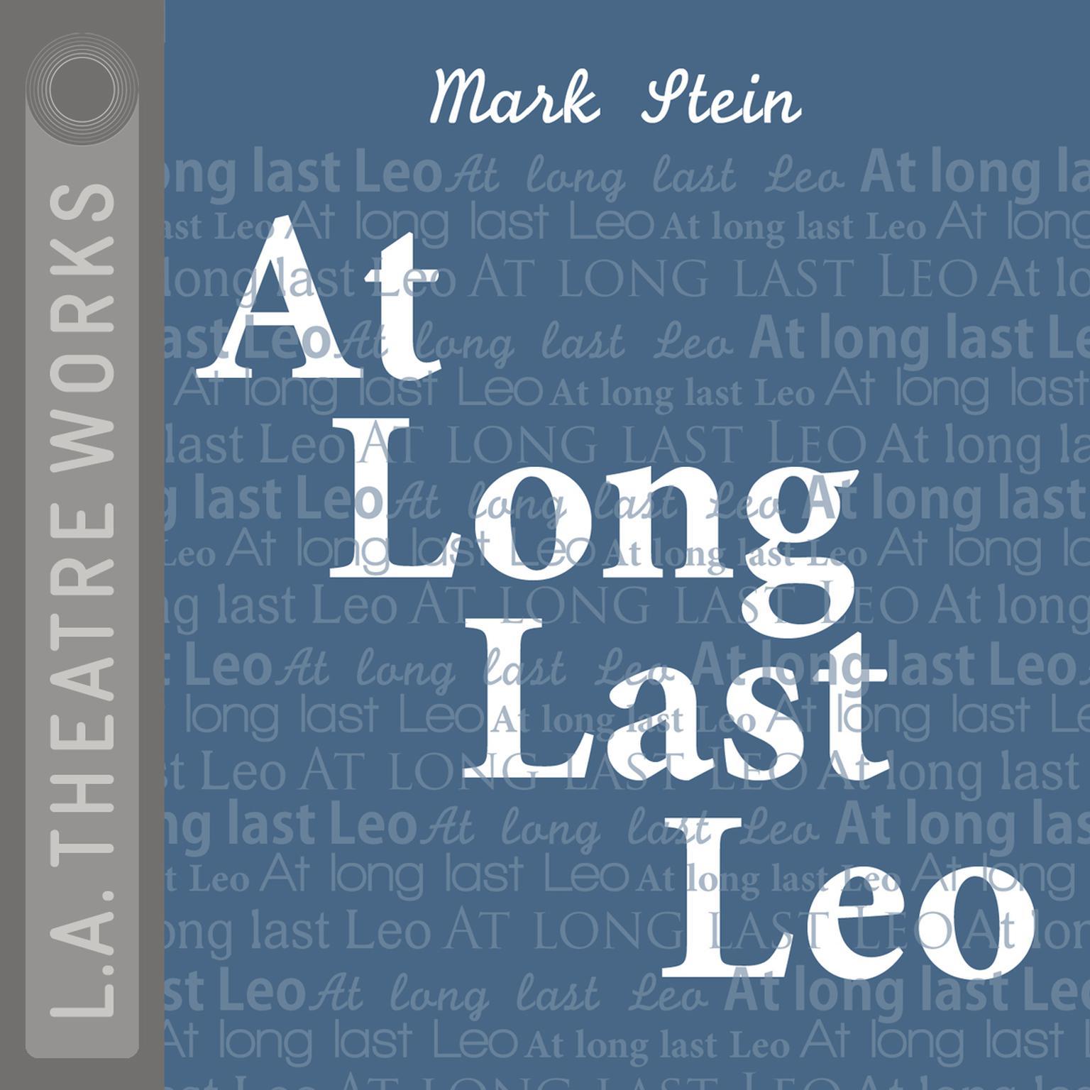 Printable At Long Last Leo Audiobook Cover Art