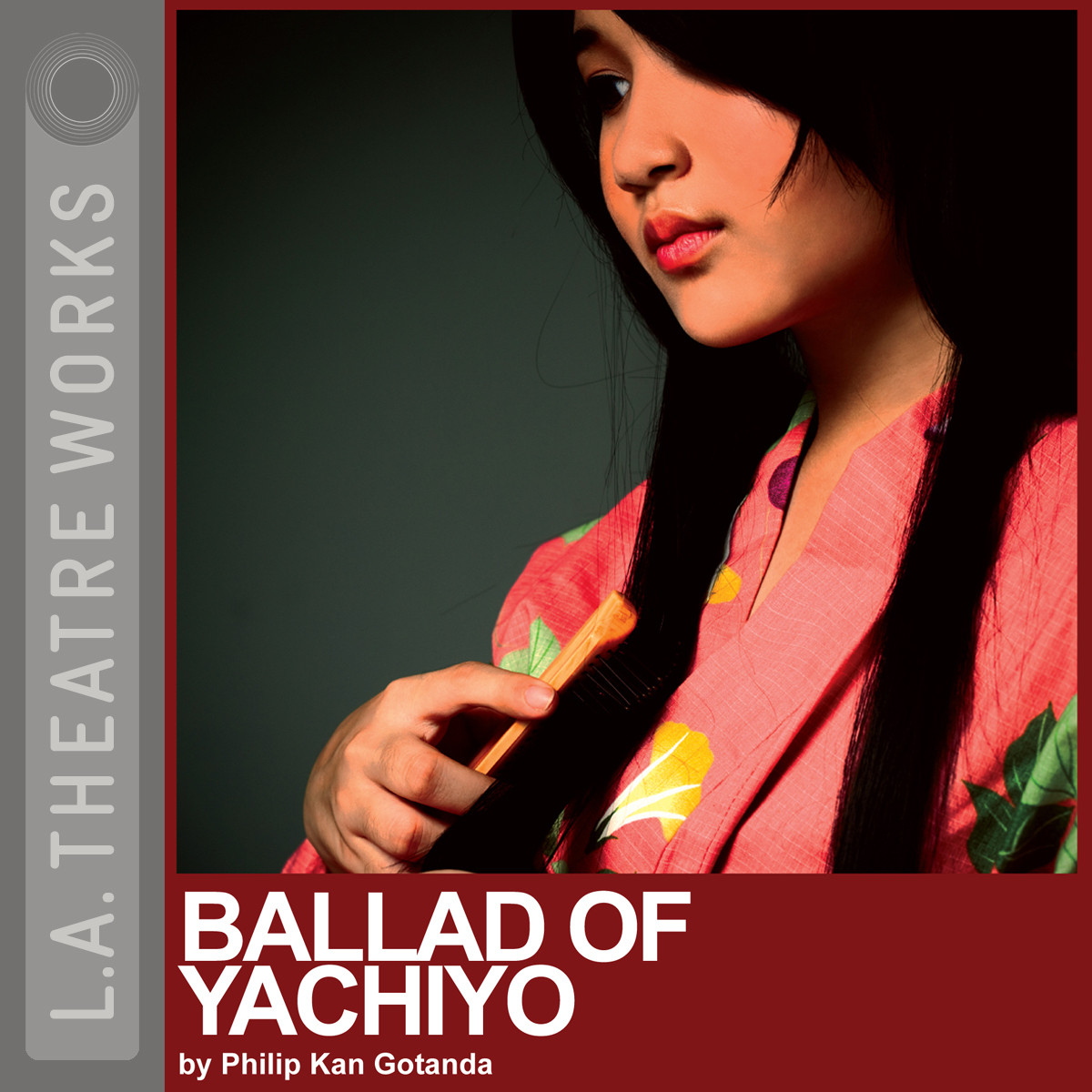 Printable Ballad of Yachiyo Audiobook Cover Art