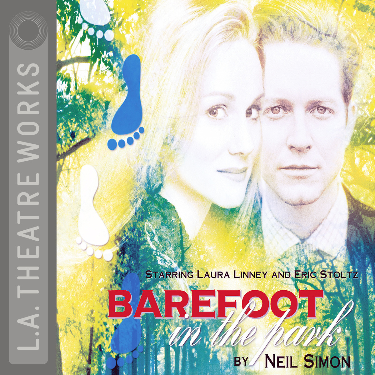 Printable Barefoot in the Park Audiobook Cover Art