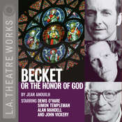 Becket: Or, The Honor of God Audiobook, by Jean Anouilh