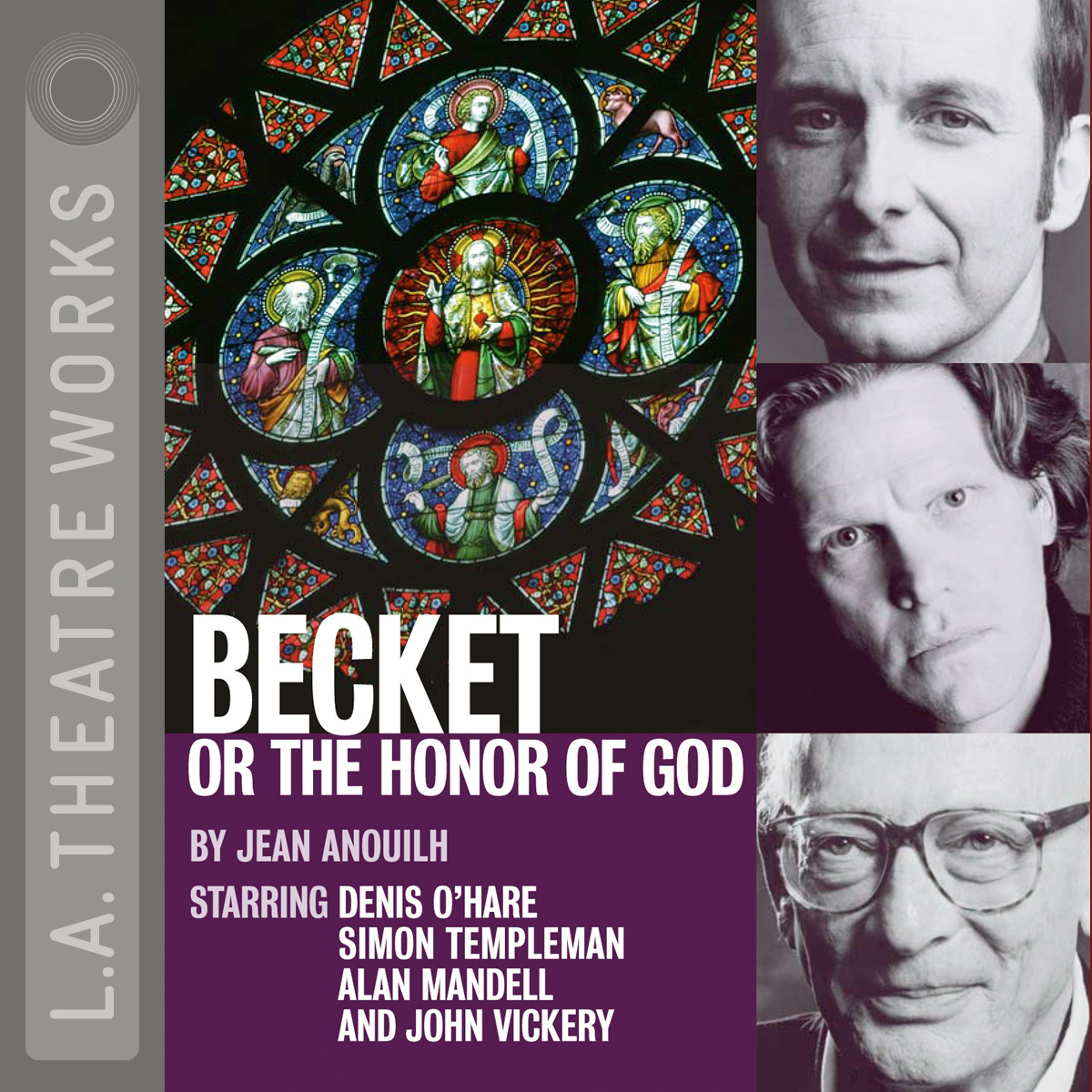 Printable Becket: Or, The Honor of God Audiobook Cover Art