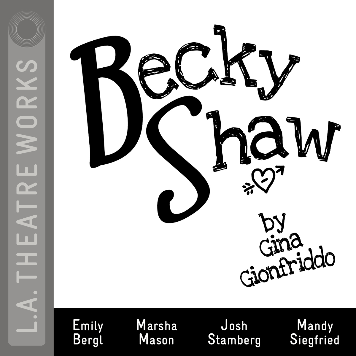 Printable Becky Shaw Audiobook Cover Art