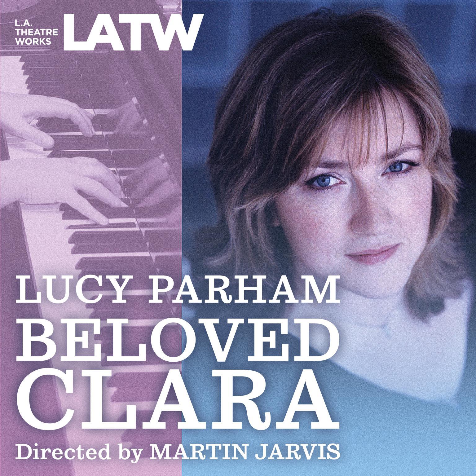 Beloved Clara Audiobook, by Lucy Parham