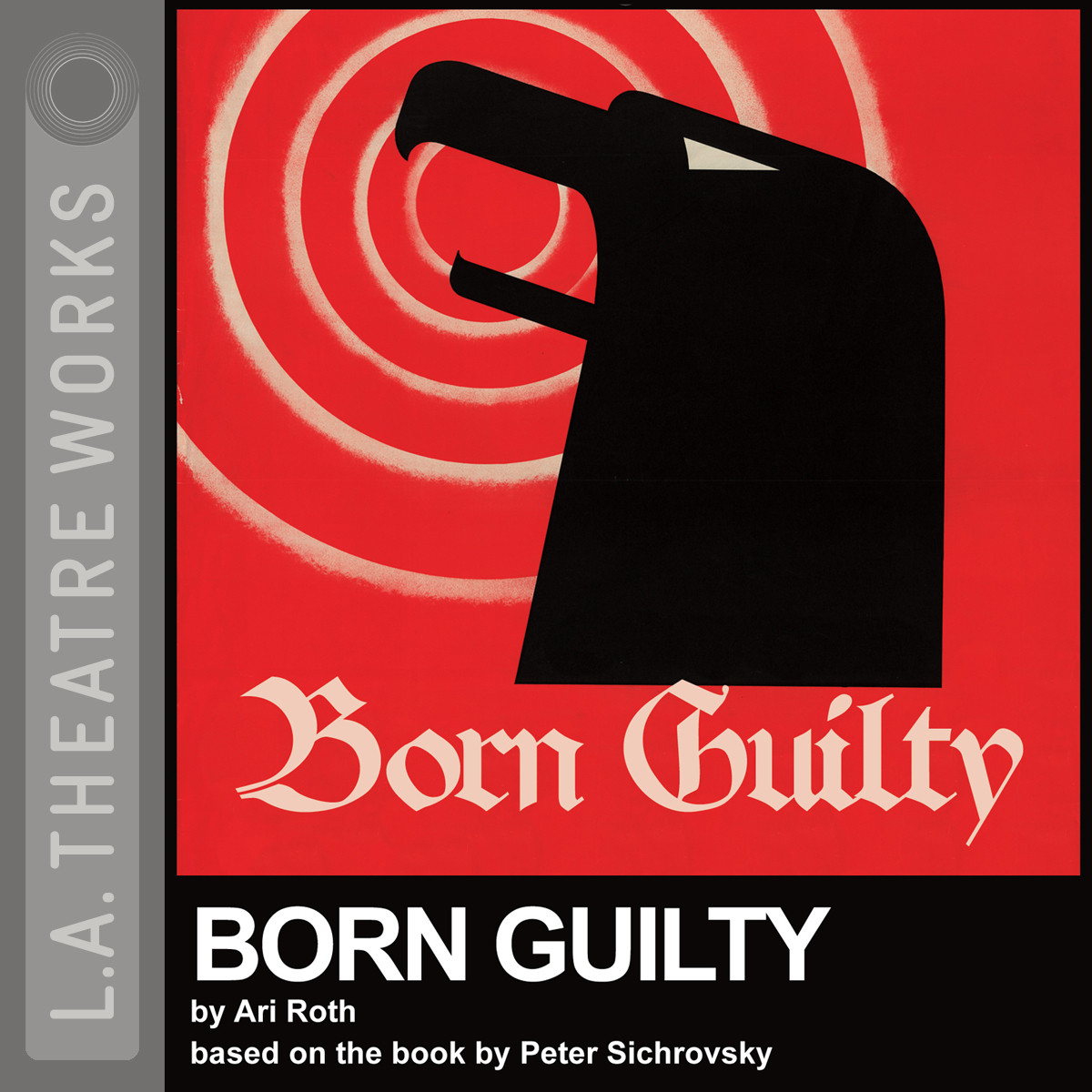 Printable Born Guilty: Children of Nazi Families Audiobook Cover Art