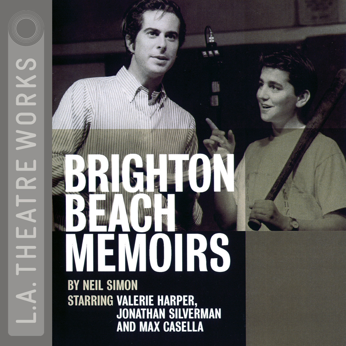 Printable Brighton Beach Memoirs Audiobook Cover Art