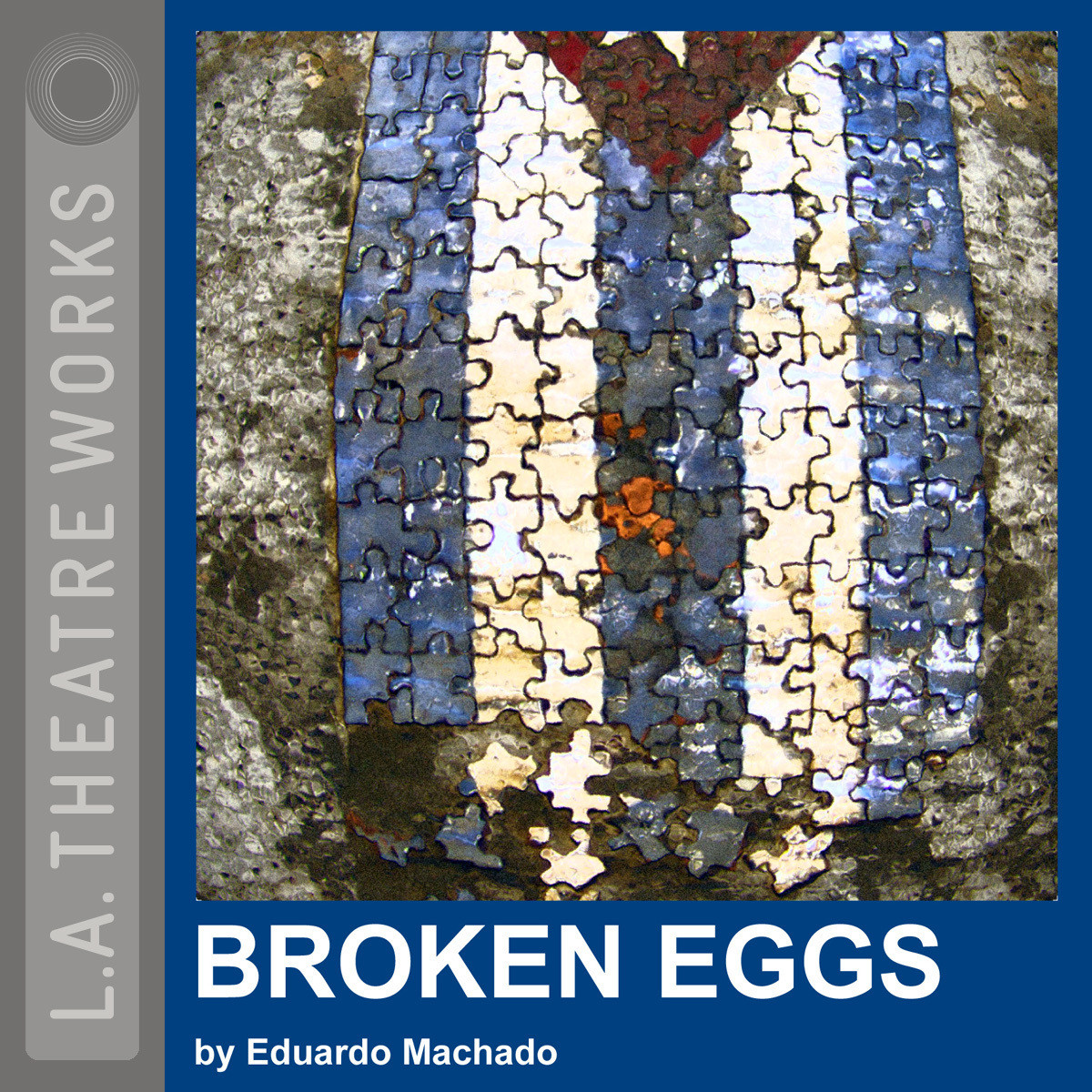 Printable Broken Eggs Audiobook Cover Art