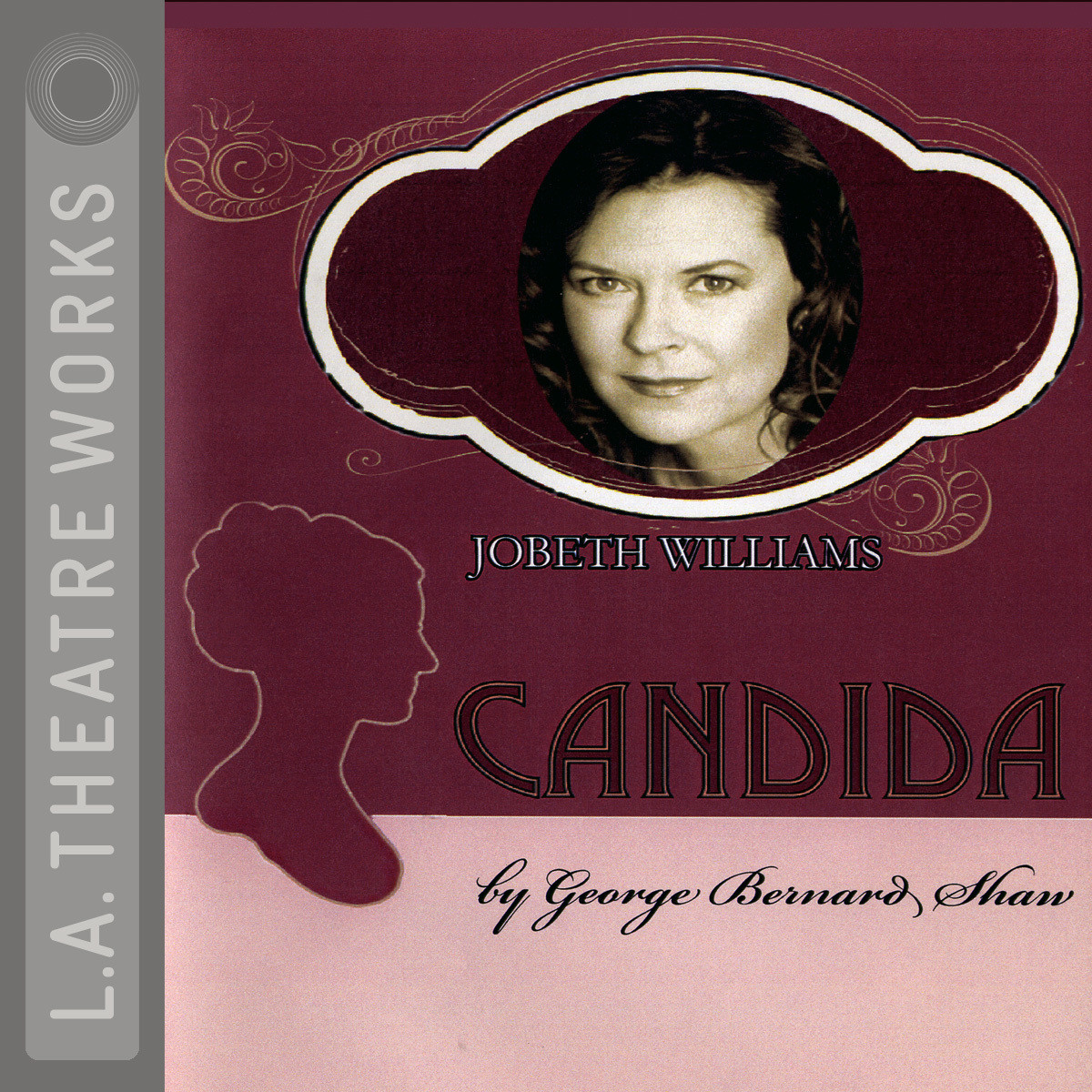Printable Candida Audiobook Cover Art