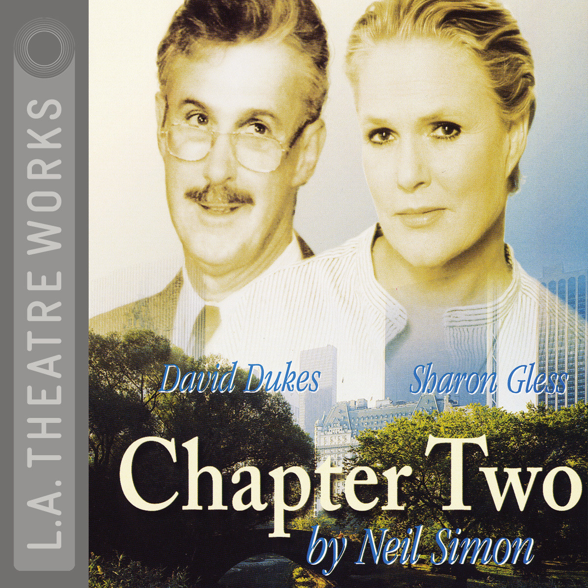 Printable Chapter Two: A Comedy in Two Acts Audiobook Cover Art