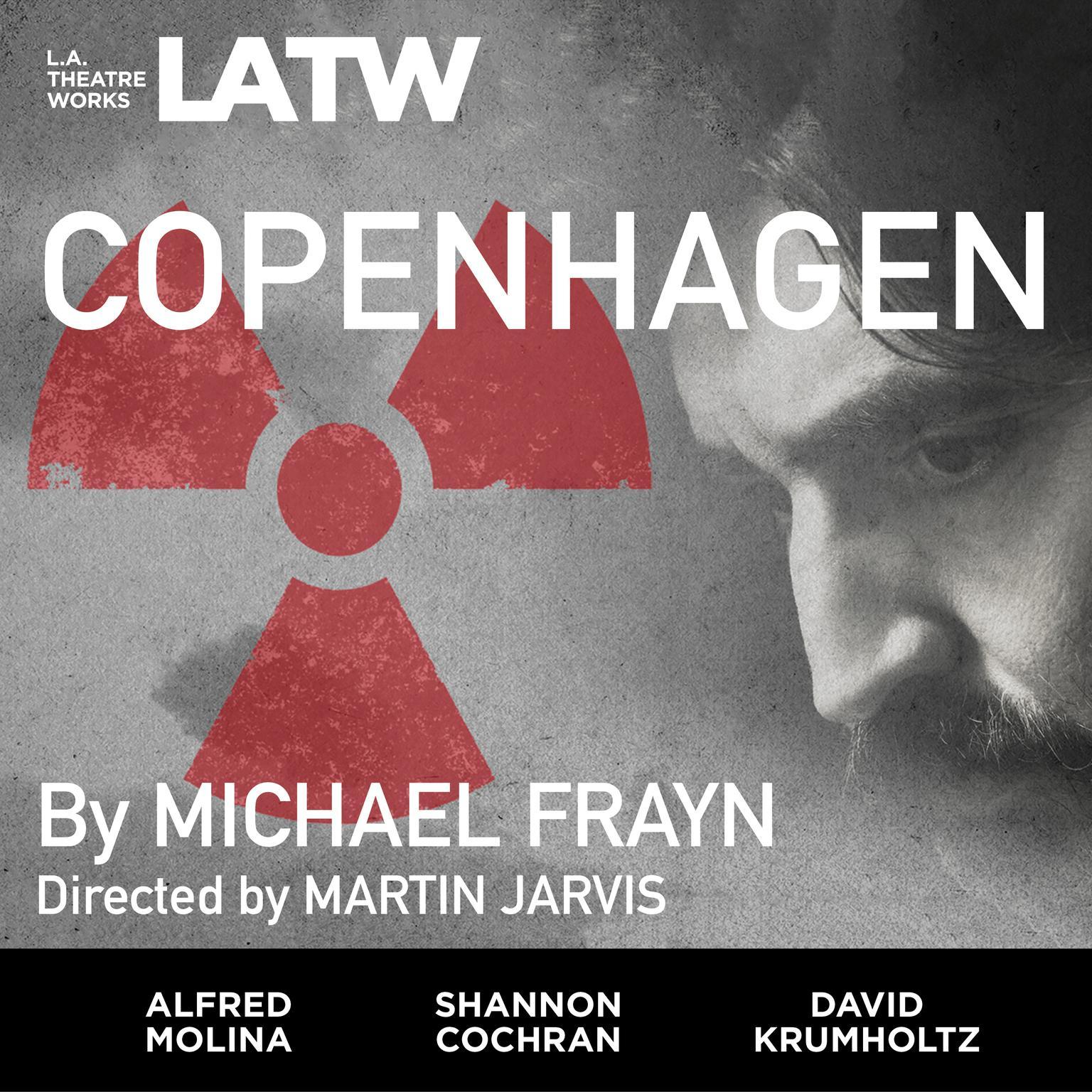 Printable Copenhagen Audiobook Cover Art