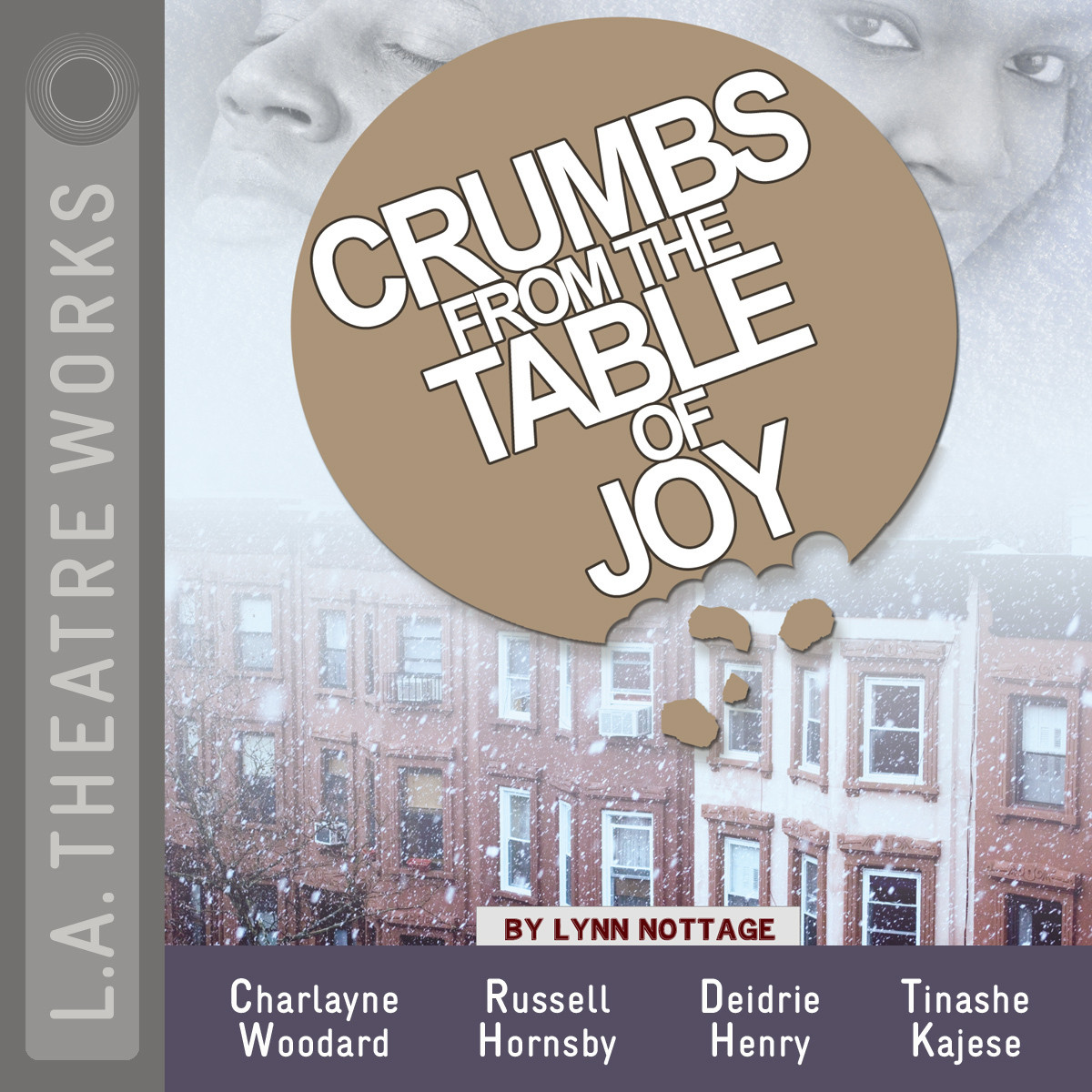 Printable Crumbs from the Table of Joy Audiobook Cover Art