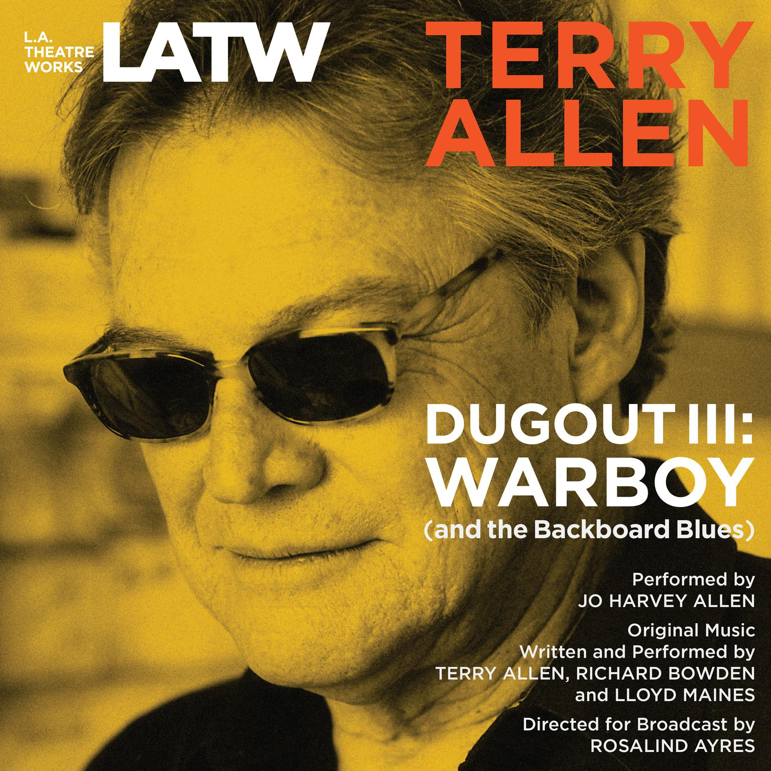 Printable Dugout III: Warboy (and the Backboard Blues ) Audiobook Cover Art
