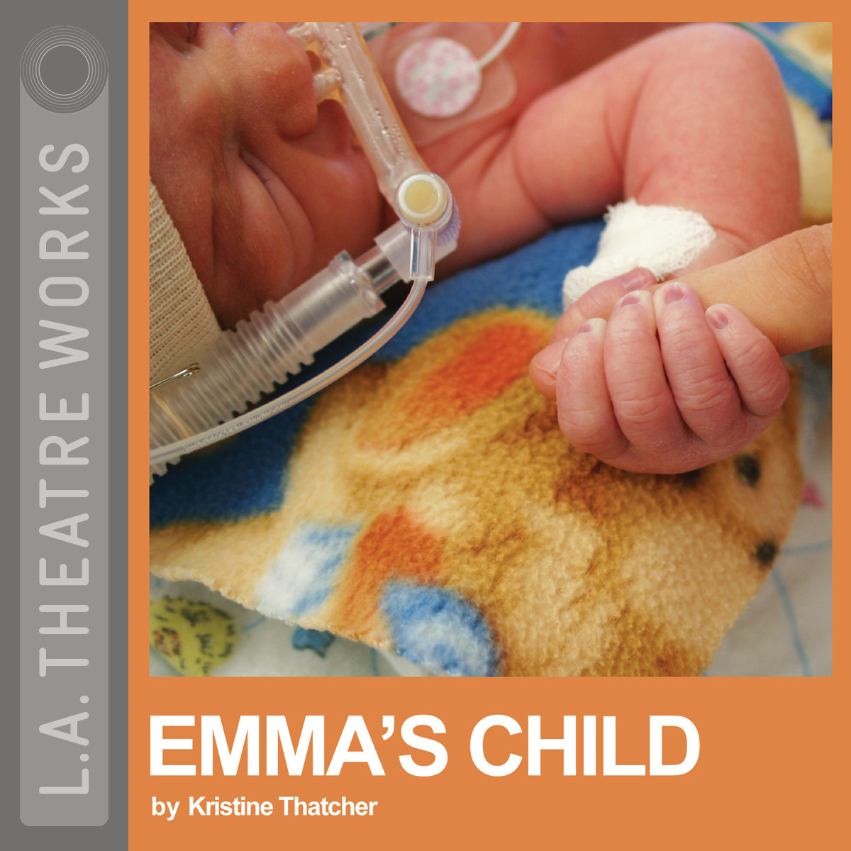 Printable Emma's Child Audiobook Cover Art
