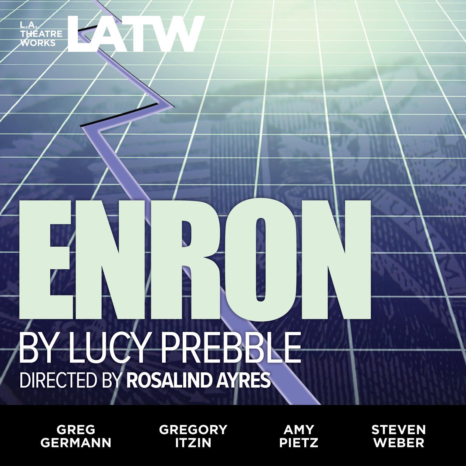 Printable Enron Audiobook Cover Art