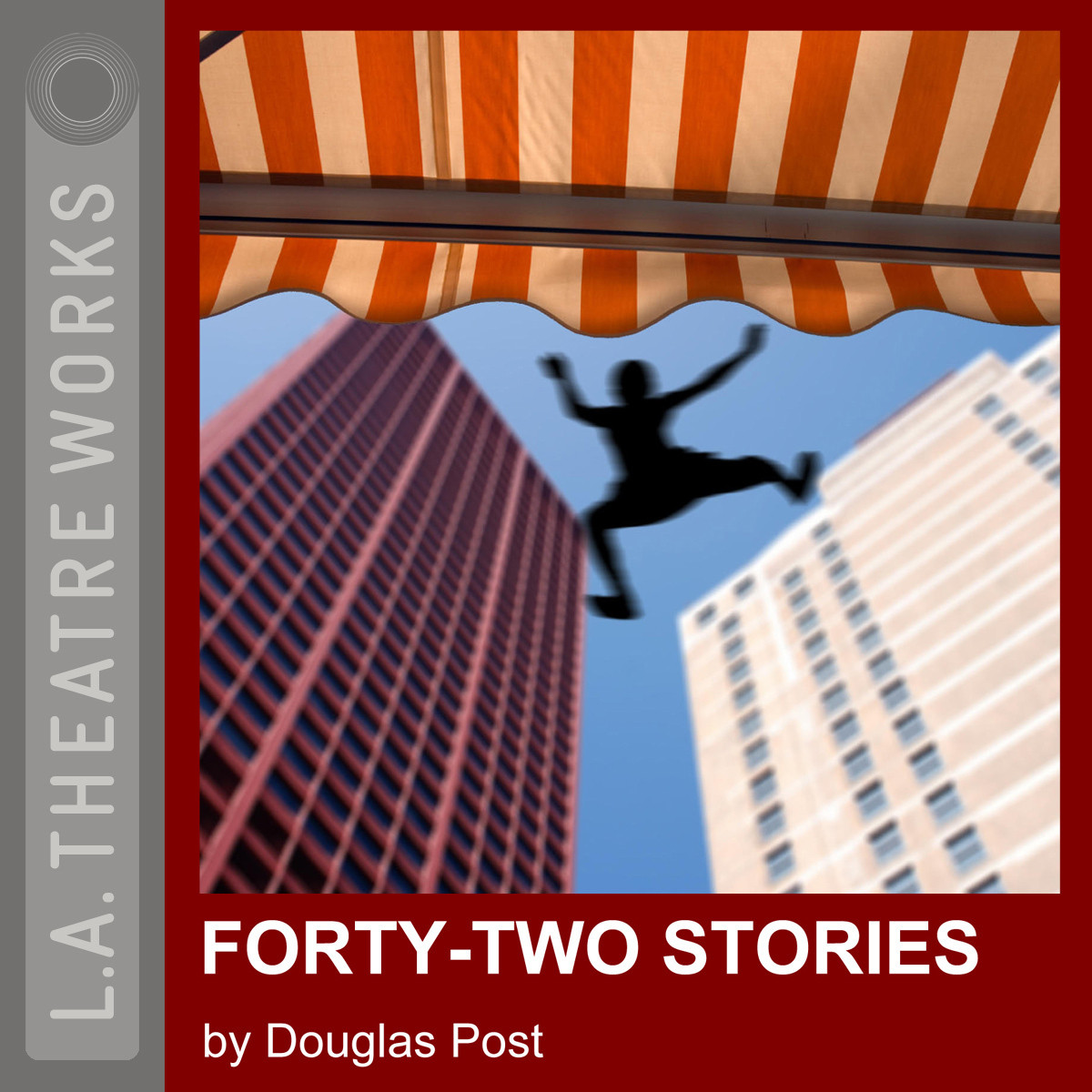 Printable Forty-Two Stories Audiobook Cover Art