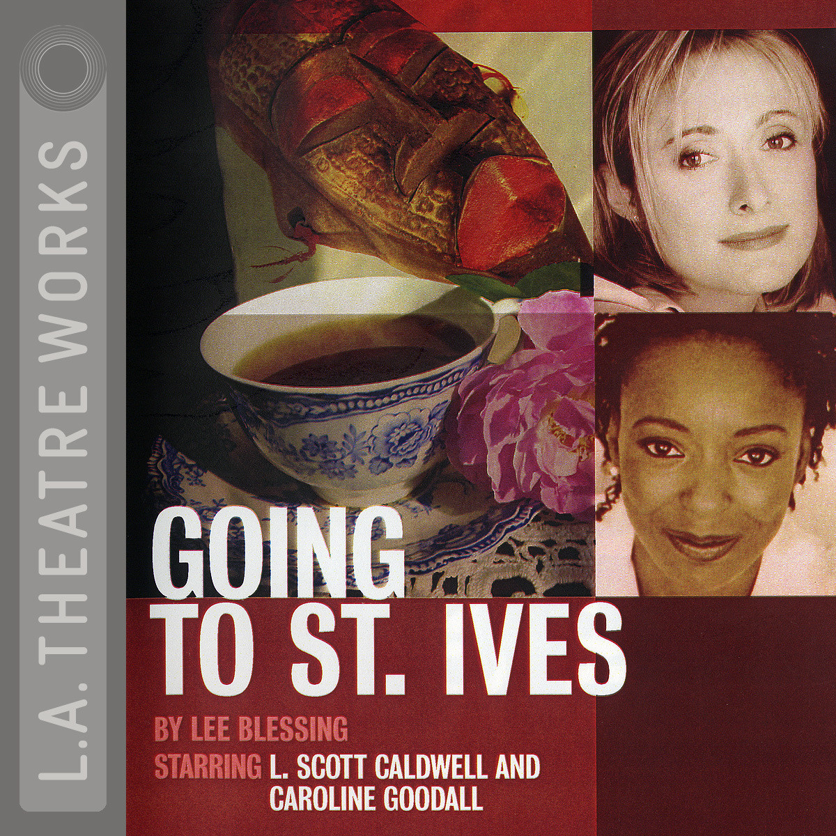 Printable Going to St. Ives Audiobook Cover Art