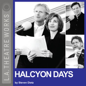 Halcyon Days Audiobook, by Steven Dietz