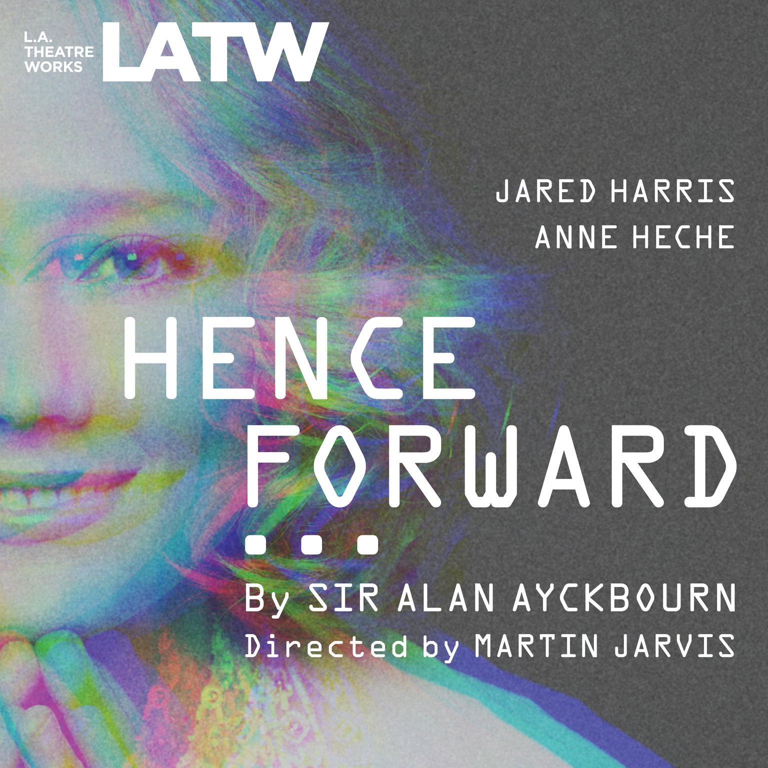 Printable Henceforward... Audiobook Cover Art