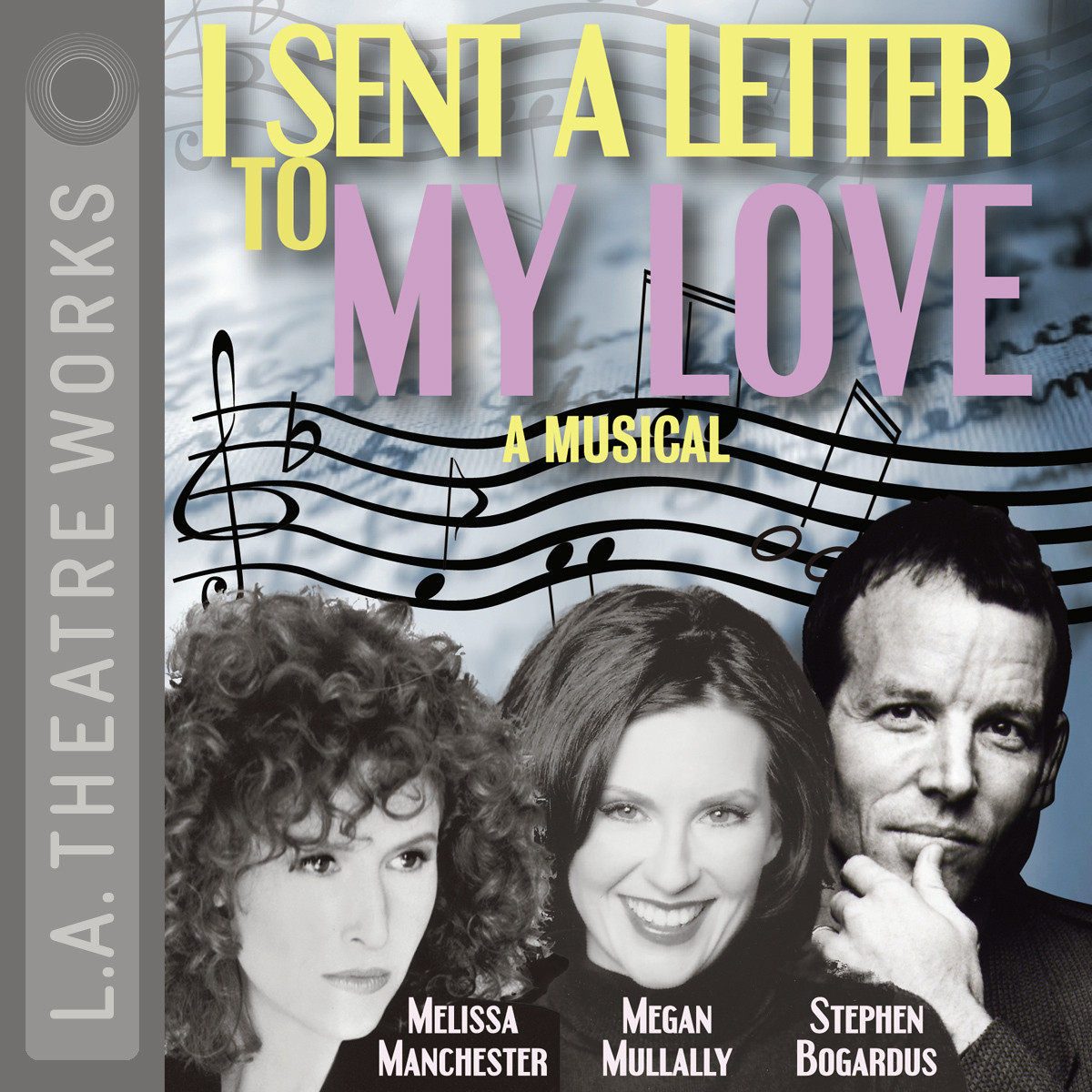 Printable I Sent a Letter to My Love Audiobook Cover Art