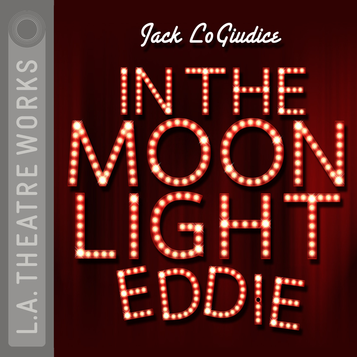 Printable In the Moonlight Eddie Audiobook Cover Art