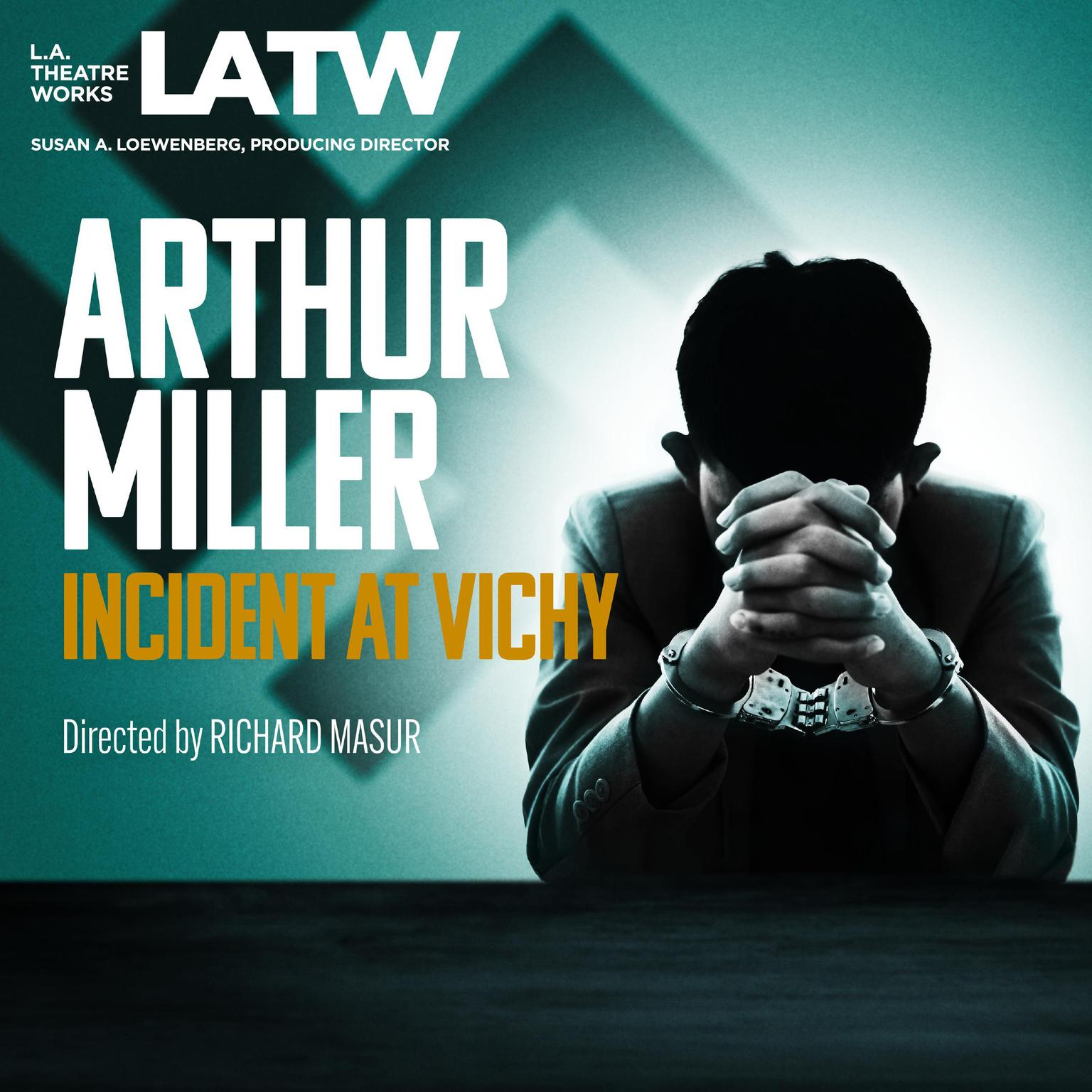 Printable Incident at Vichy Audiobook Cover Art