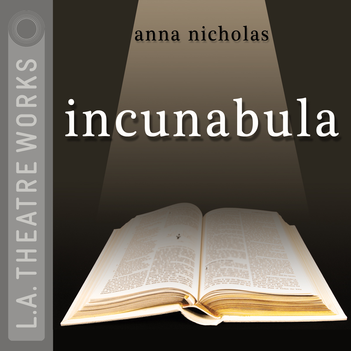 Printable Incunabula Audiobook Cover Art