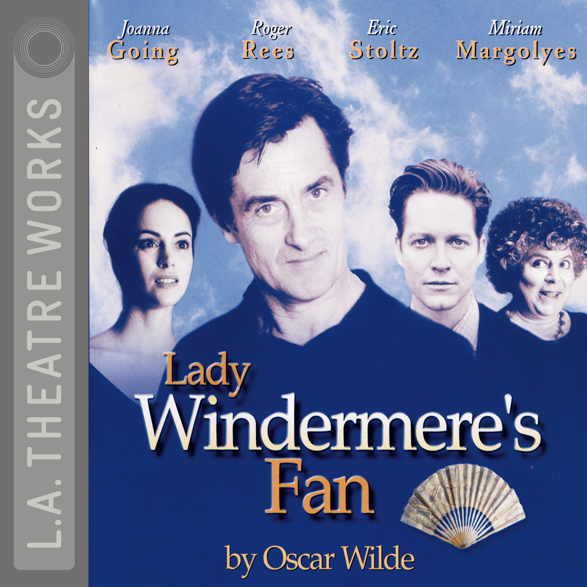 Printable Lady Windermere's Fan: A Play about a Good Woman Audiobook Cover Art