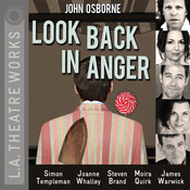 Look Back in Anger Audiobook, by John Osborne