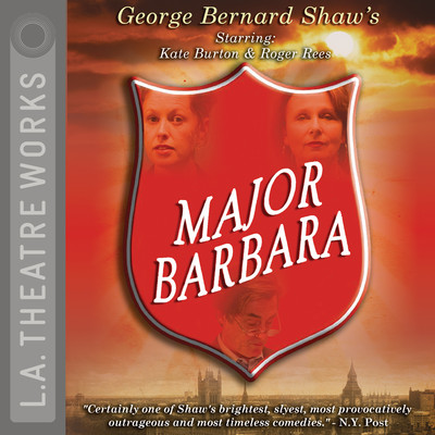 Major Barbara Audiobook, by George Bernard Shaw