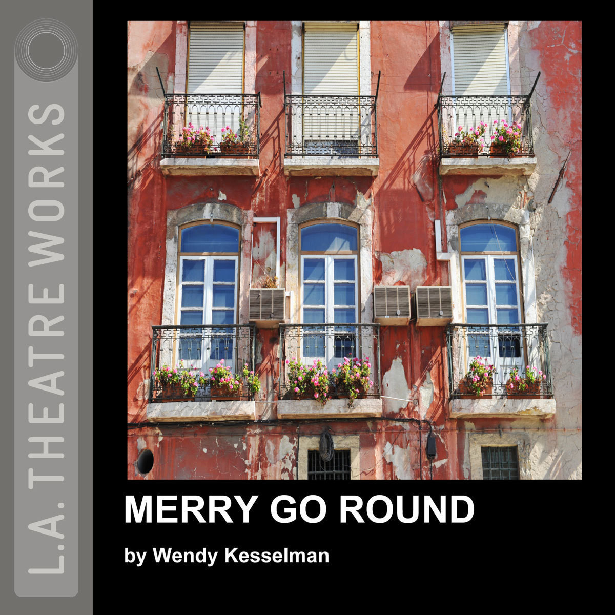 Printable Merry Go Round Audiobook Cover Art