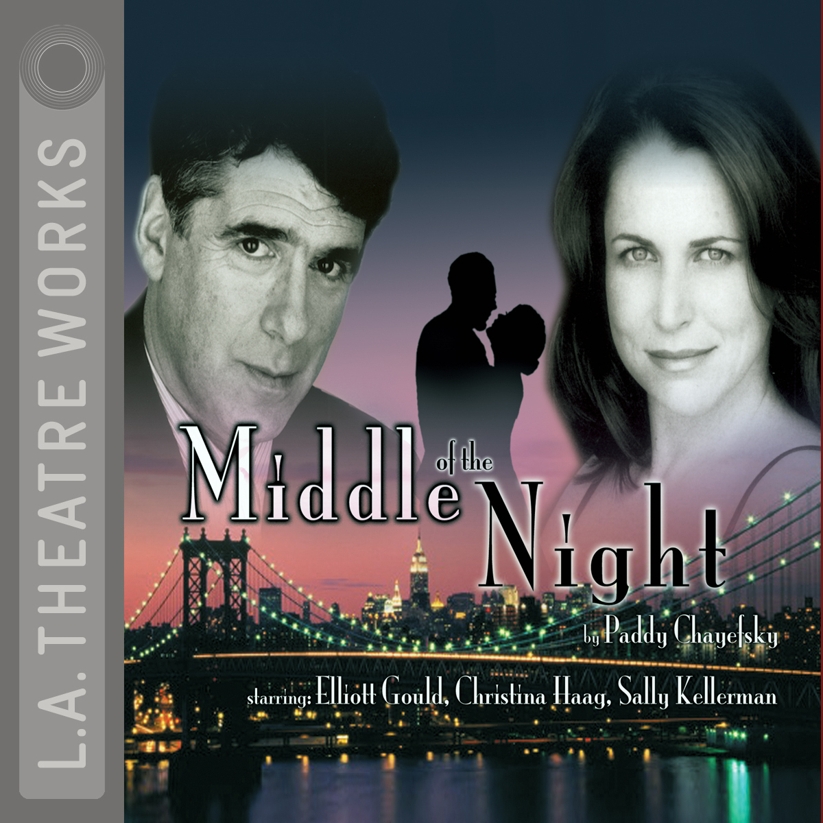 Printable Middle of the Night Audiobook Cover Art