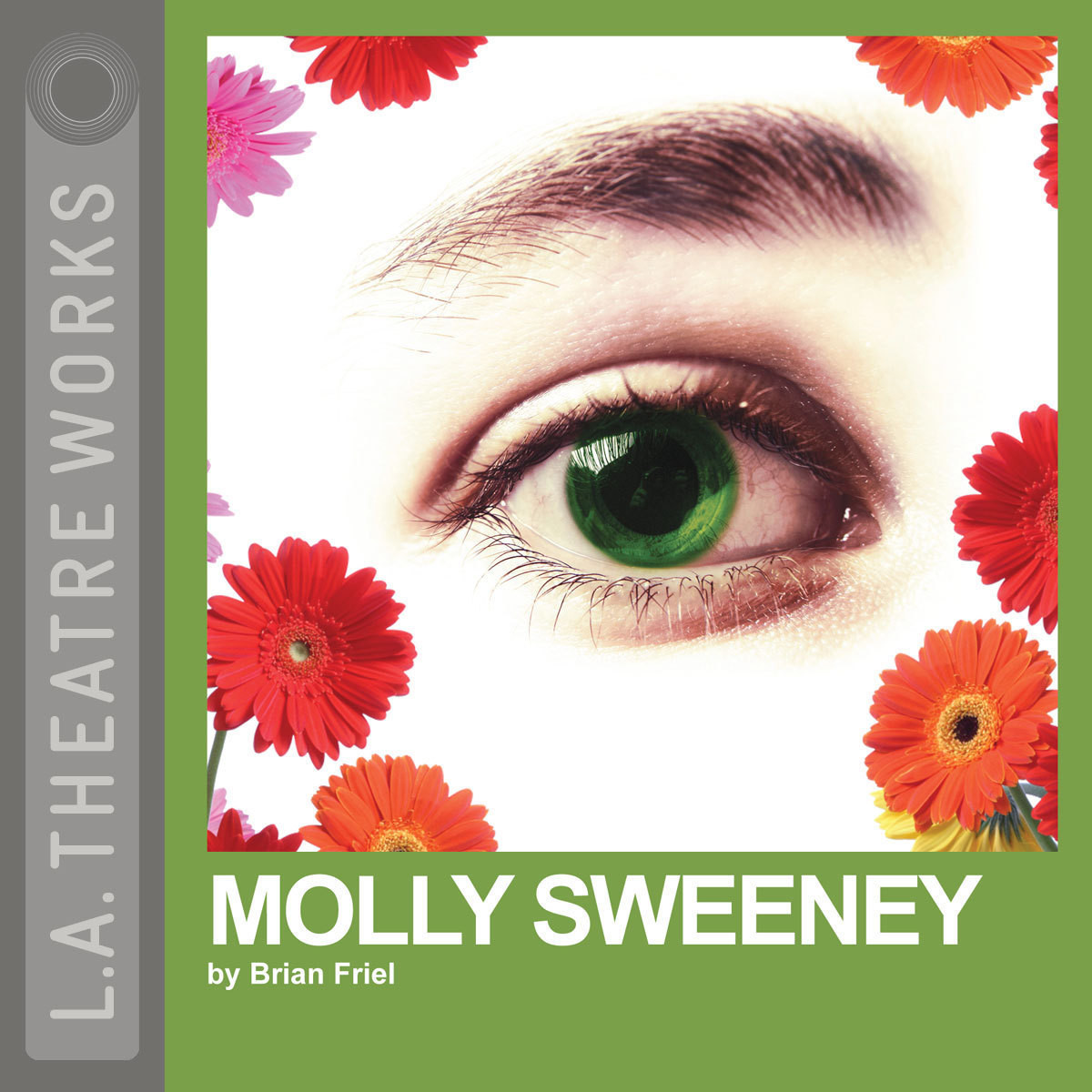 Printable Molly Sweeney Audiobook Cover Art