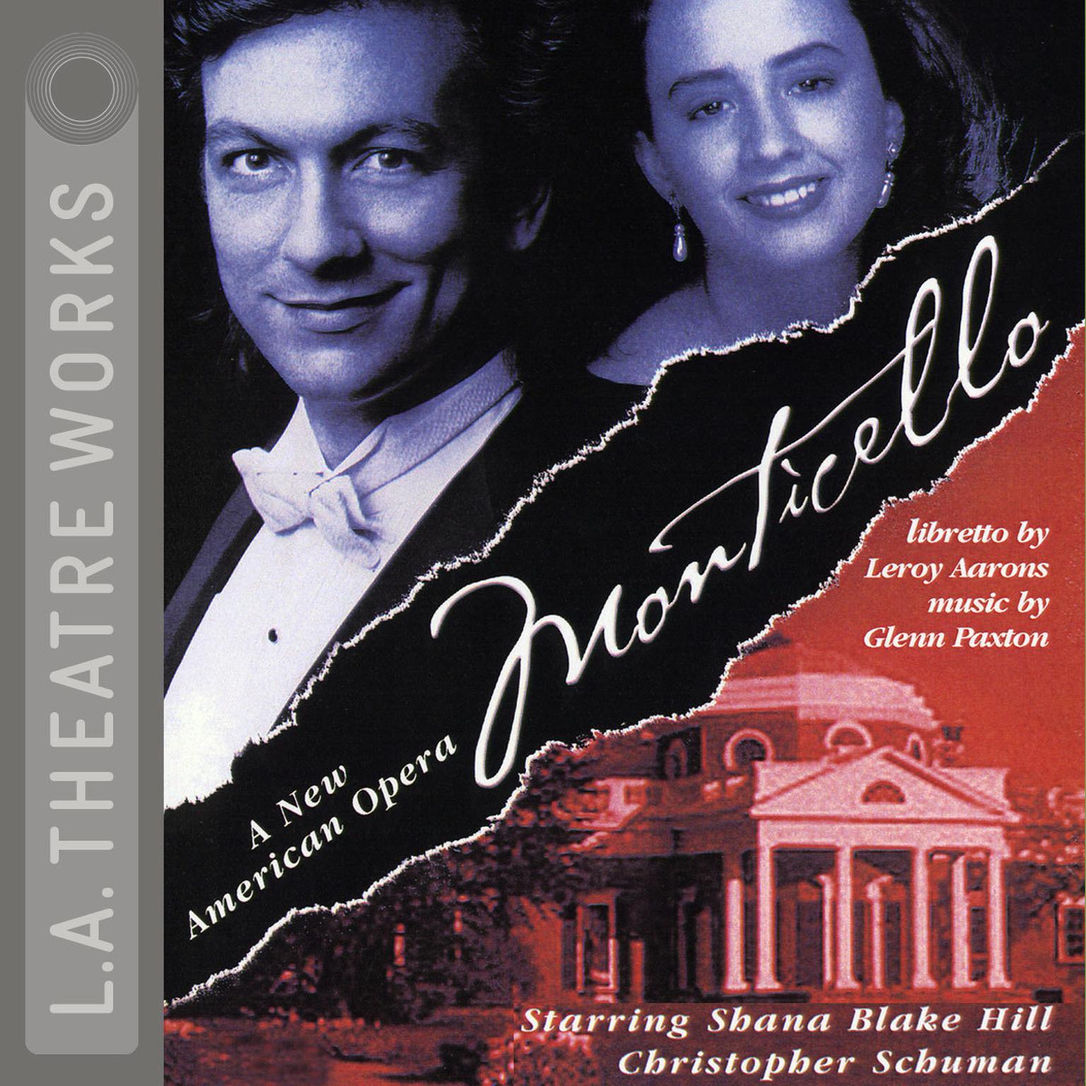 Printable Monticello Audiobook Cover Art