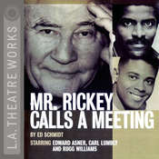 Mr. Rickey Calls a Meeting Audiobook, by Ed Schmidt
