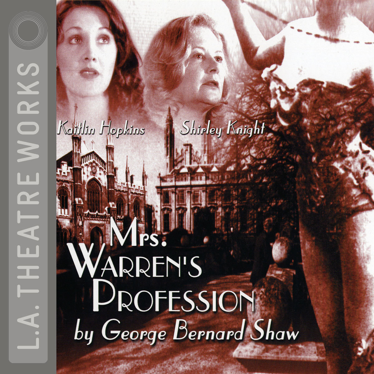 Printable Mrs. Warren's Profession Audiobook Cover Art