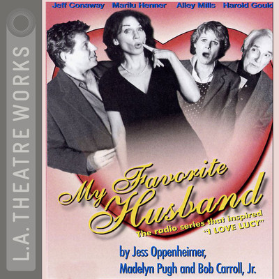 My Favorite Husband Audiobook, by Jess Oppenheimer