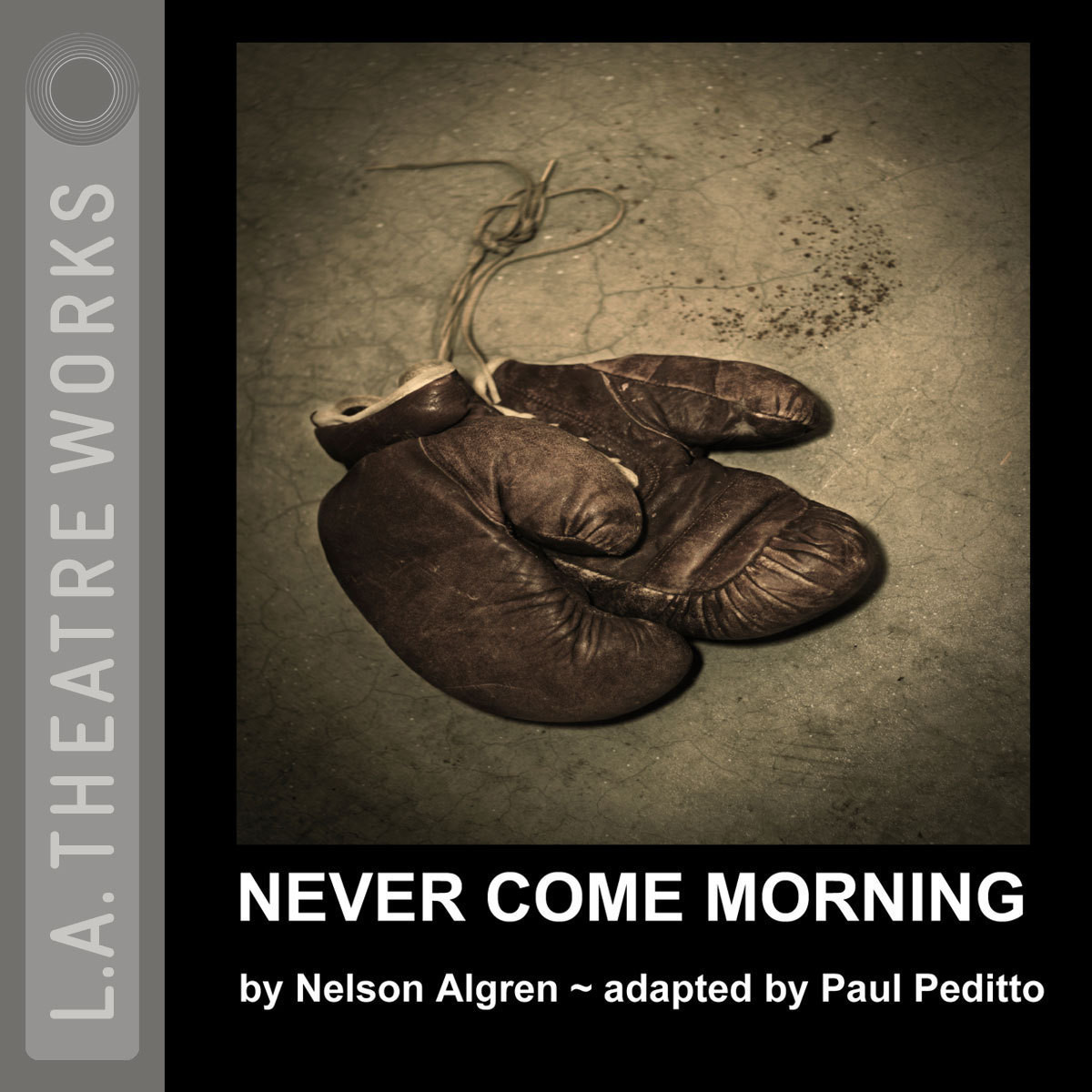 Printable Never Come Morning Audiobook Cover Art