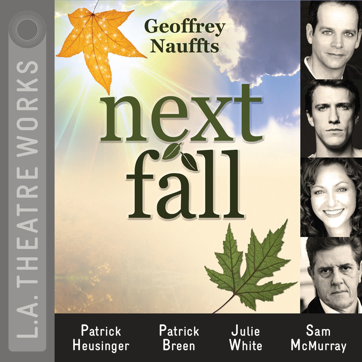 Printable Next Fall Audiobook Cover Art