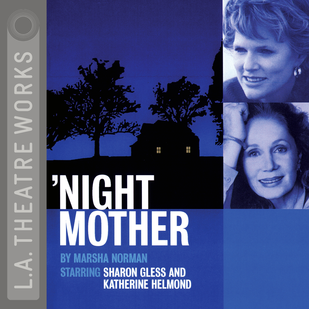 Printable 'night, Mother Audiobook Cover Art
