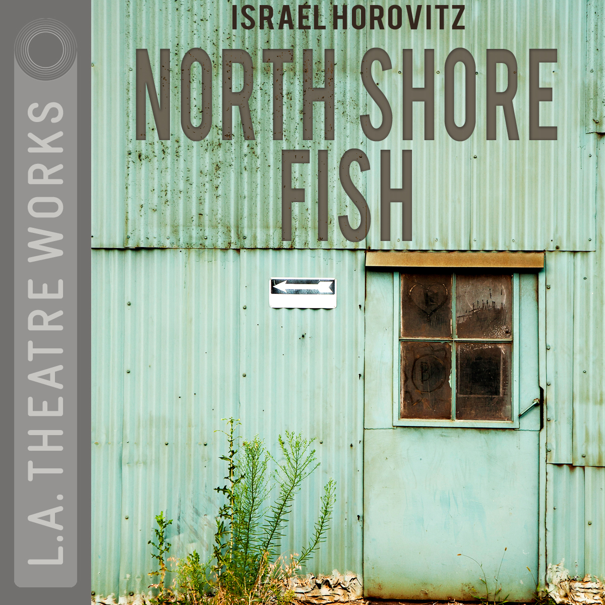 Printable North Shore Fish Audiobook Cover Art