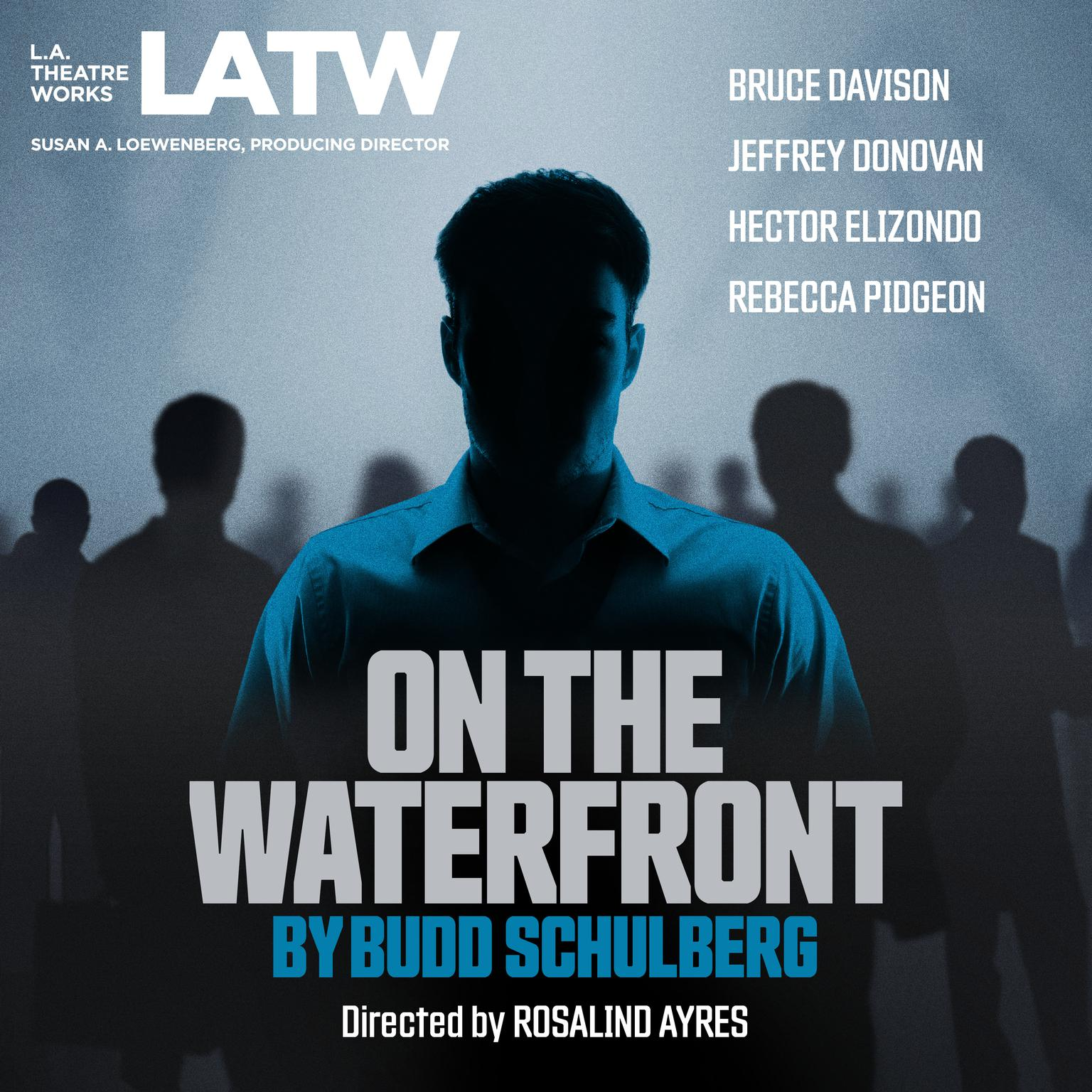Printable On the Waterfront Audiobook Cover Art